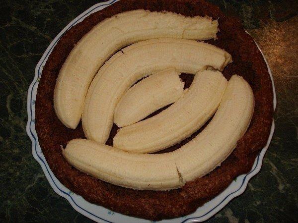 Рецепты тортов с бананами фото