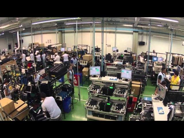 Sony inicia fabricação do PS3 em Manaus
