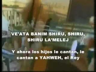 Mordechai Ben David Shiru Lamelech letra español
