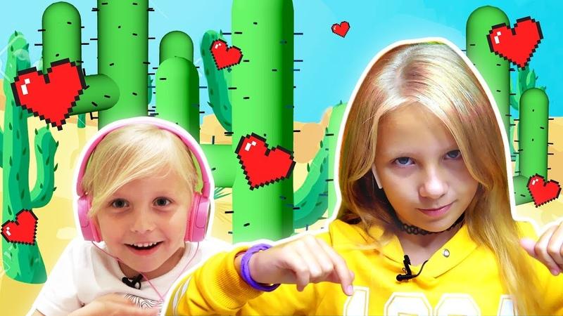 Побег из пустыни или мини игры ! Roblox mini games