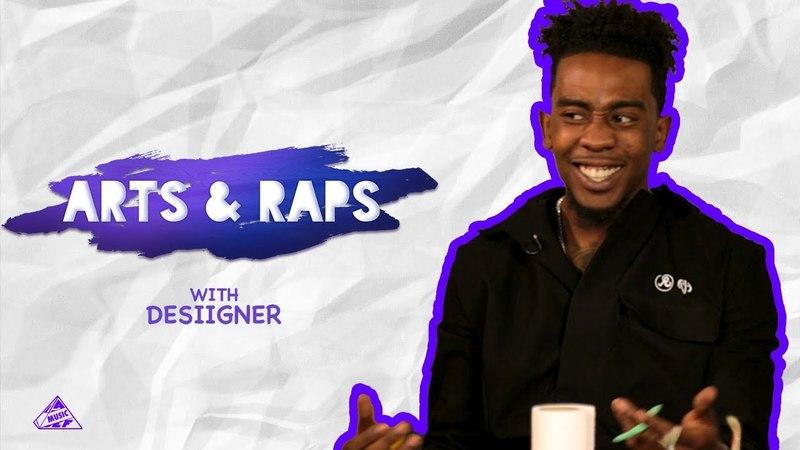Desiigner Is The Kardashian Curse Real | Arts Raps