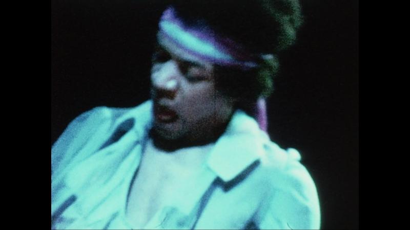 Jimi Hendrix - Voodoo Child (Slight Return) / Plays Berkeley (1970)