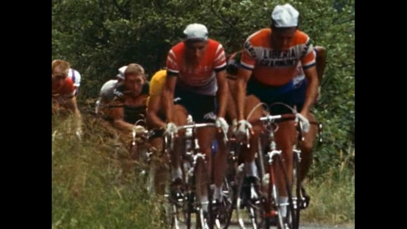 Да здравствует Тур-де-Франс (Vive le tour) (1962) (Луи Малль)