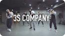 3's Company Snoop Dogg ft Chris Brown OT Genesis Junsun Yoo Choreography