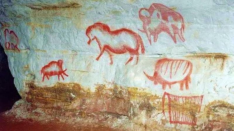 Капова пещера и человек палеолита (рассказывает археолог Владислав Житенёв)