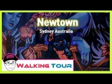 Must Visit Place Graffiti Sydney Hotspot NEWTOWN Best Place for Beer Theatre Music Food Shopping