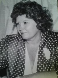 Надежда Дмитриева, 27 июня 1954, Самара, id180364373