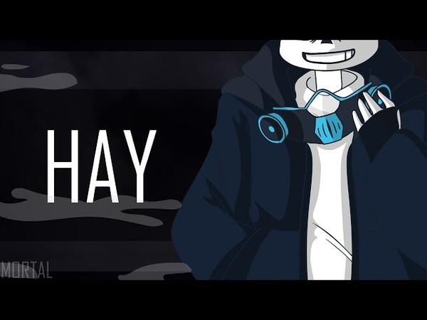 HAY Gas!Sans - animation meme
