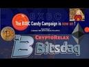 💎 Баунти от биржи BITSDAQ при поддержки BITTREX 📊 Заработок в интернете без вложений биткоин