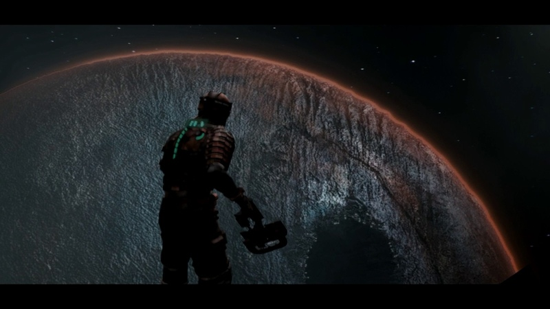 Dead Space 1 - outer space sound effects