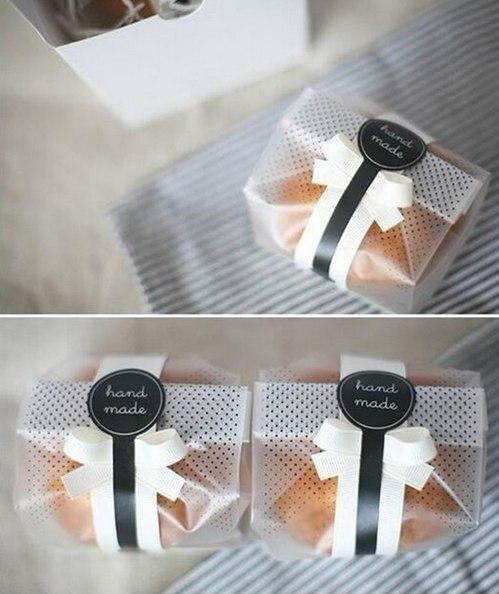 Пакетики для вкусняшек -