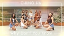 CHUNG HA (청하) - Why Don't You Know dance cover by RISIN' CREW from France