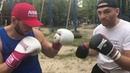 Яркий Бокс в Гидропарке