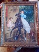 Пожалуй, это самая известная работа Карла Брюллова, предлагаемая в качестве вышитой крестом картины размером 50 на 58...