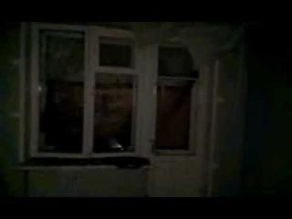 Заброшенная Гостиница в центре города Орджоникидзе