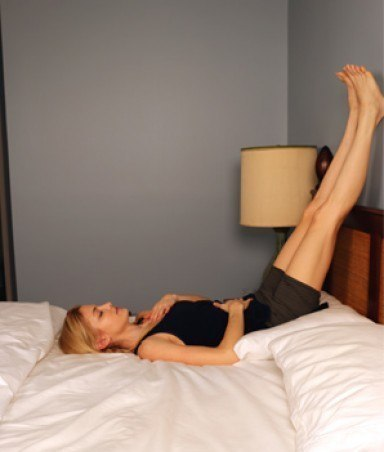 Вечерняя йога: 7 асан, которые помогут крепко уснуть