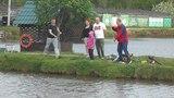 12.05.2018 ловля карпа в Раменском рыбхозе Гжелка