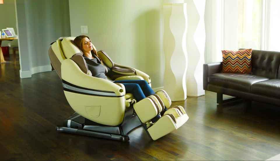 Что такое массажное кресло?