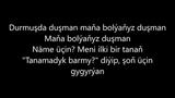 Syke dali - Icimdaki harasat (Turkmen rap)