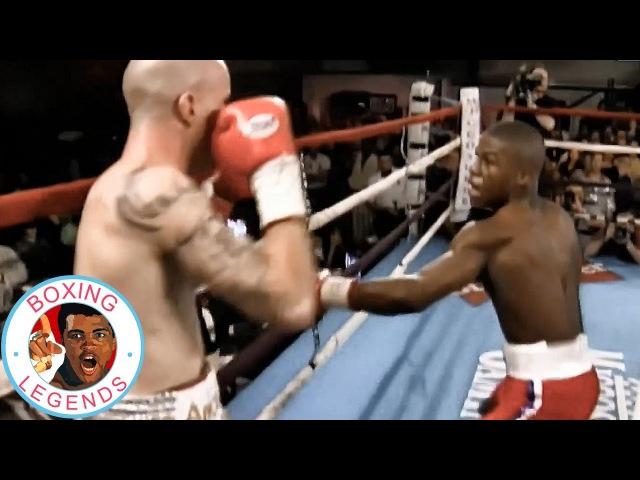 Floyd Mayweather Jr vs Angel Manfredy 1998 12 19 HD