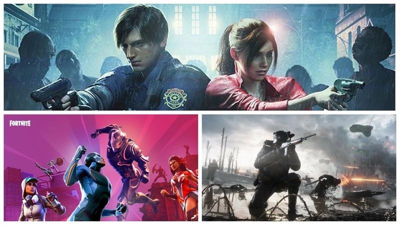 Resident Evil 2 скрестят с PUBG | Игровые новости