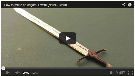 Выберите меч по своему вкусу: