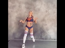 Supergirl supertwerk Dance Malyshka Малышева Анастасия Тверк/Twerk