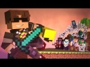 """New World"" (by SkyDoesMC) A Minecraft Parody of Coldplay's Paradise 1 Hour version! (1080p)"