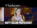 Hofit Golan Shooting by Igor Fain   FashionTV