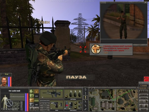 7.62: High Calibre + Hard Life Mod (2009-2010) РС | RePack от R.G. Механики