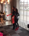 FURFUR on Instagram Dancing to the weekend with boo @maryd.model and sweets @kink_engineer