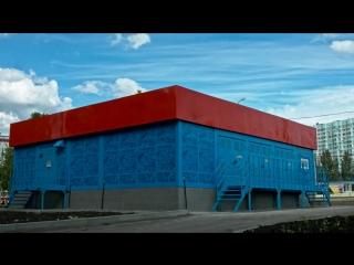 КТП Континент для энергоснабжение трамвайной ветки от ул. Ташкентской до стадиона