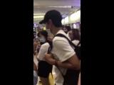 [fancam] 180720 Lucas (NCT) @ HKG Airport
