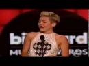 Justin Bieber WINS 2013 Billboard Music Award Best Male Artist | Miley Cyrus Presents