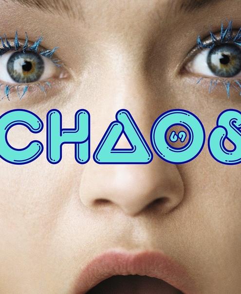 Gigi Hadid, Mica Argañaraz, Kendall Jenner, Adwoa Aboah Chaos Sixty Nine, 2018