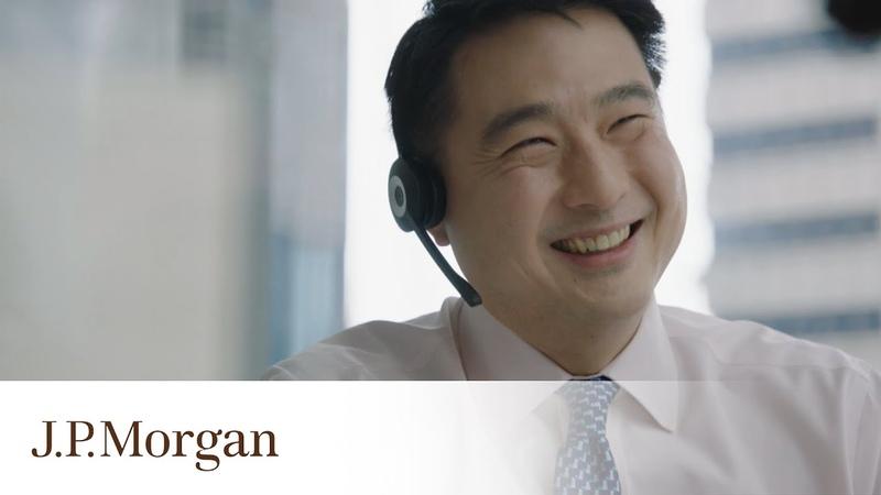 Developing New Talent | J.P. Morgan
