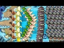 Banana Launcher Lava Guava and Endurian Plants vs Zombies 2