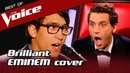 ALMOST BLIND singer amazes The Voice coaches