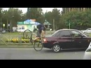 Неудачи и падения велосипедистов Channel Жёсткие аварии