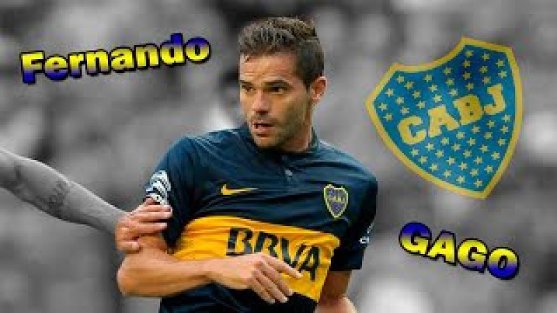 Fernando Gago | ●Boca Juniors | 2016 ● - [HD]