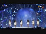 GFriend - Time For The Moon Night @ 2018 MMA • Melon Music Awards 181201