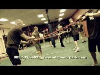Adults Have FUN Training at Monkey Bar Gymnasium