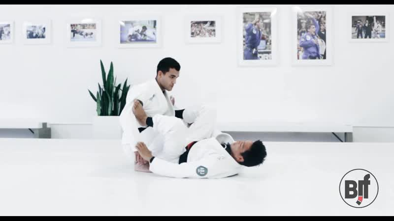 IAN DELIZO SPIDER GUARD RECOVERY DRILLS SCISSOR SWEEP bjf AOJ