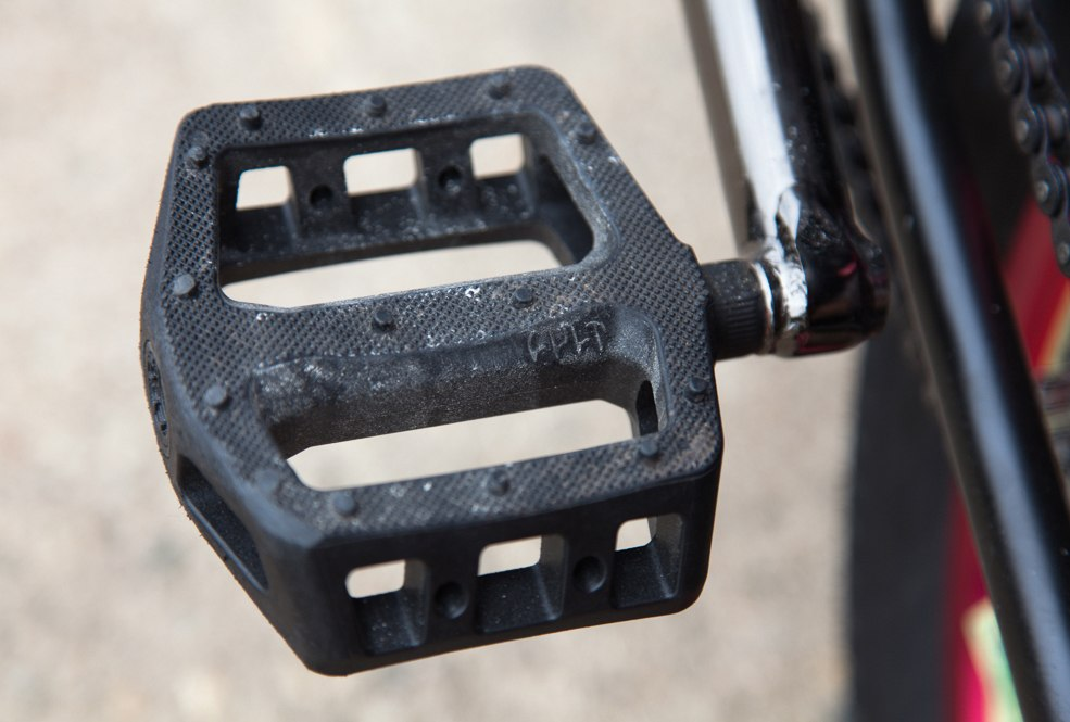 cult pedals