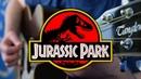 Jurassic Park Theme on Guitar