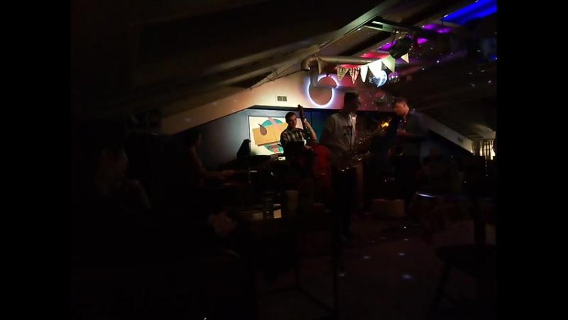 Jam in NewBar 21.11.17