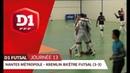 J13 Nantes Metropole Futsal Kremlin Bicetre United 3 3