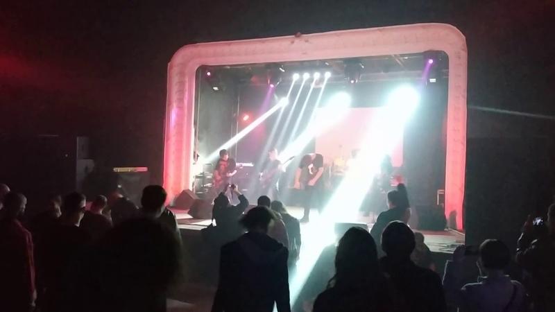 Kvlt ov Erra - Повелитель мух (Black Death Winter gig/15.12.2018/Консерватория)