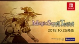 Nintendo Switch Magic Scroll Tactics