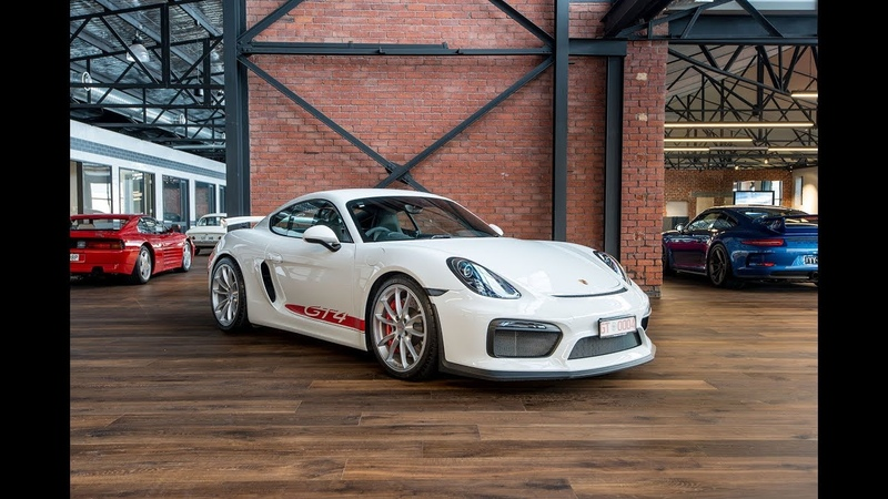 Need for Speed Payback - Porsche Cayman GT4 - The Alchemist Edition